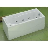 Акриловая ванна Bas Мальта 170x75 в комплекте каркас