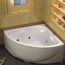Акриловая ванна Bas Империал 150x150 в комплекте каркас