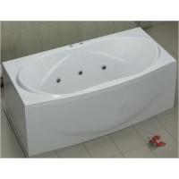 Акриловая ванна Bas Фиеста 194x90 в комплекте каркас