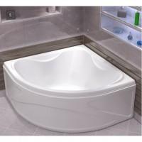 Акриловая ванна Bas Риола 135x135 в комплекте каркас