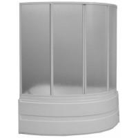 Шторка на ванну Bas Фэнтази 4 plastic 150x145