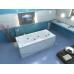 Акриловая ванна Bas Ямайка 180x80 в комплекте каркас