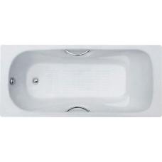 Donni 180*80*45 ванна чугун с ножками и ручками