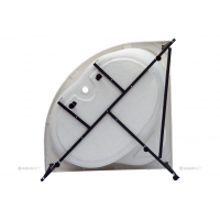 Каркас сварной для акриловой ванны Aquanet Arona 150x150