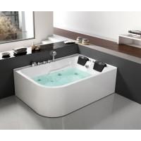 Гидромассажная ванна Frank F152L левосторонняя 170*120