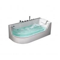 Гидромассажная ванна Frank F105R левосторонняя 170*80