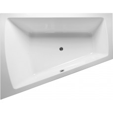 Акриловая ванна Vayer Trinity 160*120 левая
