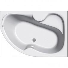 Акриловая ванна Vayer Azalia 170*105 правая