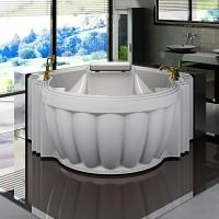 """Акриловая ванна """"Монте-Карло"""" с панелью  149 x 149 x 66"""