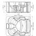 "Гидромассажный бассейн ""Колизей""  250 x 200 x 112"