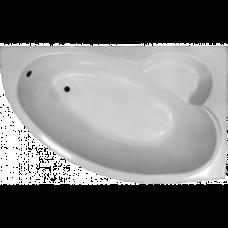 Акриловая ванна Eurolux Спарта правая 160x100