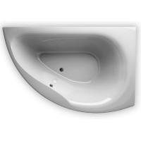 Акриловая ванна Alpen Dallas 160*105 R цвет Snow white, правая (AVB0013)