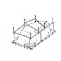 Монтажный комплект SANTEK Эдера 170