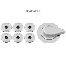 Гидромассаж для спины Aquanet (6 форсунок) с помпой