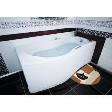 Акриловая ванна Aquanet Borneo 170x90 L