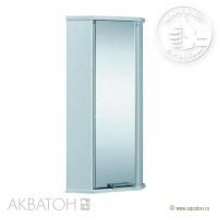 Шкаф зеркальный Акватон Призма М угловой левый