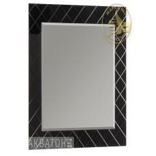 Зеркало Aquaton Венеция 65 см черное