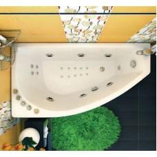 Акриловая ванна Triton Бэлла правая 140*75