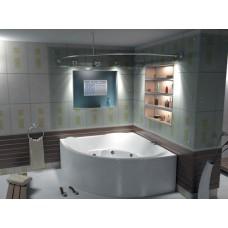 Акриловая ванна Bas Ривьера 161x161