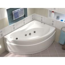 Акриловая ванна Bas Вектра 150x90 R правосторонняя