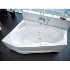 Акриловая ванна Акватек Медея 170x95 L левосторонняя