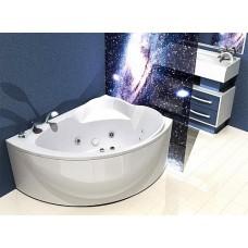 Акриловая ванна Акватек Альтаир 160x120 R правосторонняя