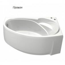 Акриловая ванна Bas Флорида 160x88 R правосторонняя
