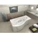 Акриловая ванна Bas Капри 170x80 L левосторонняя