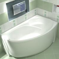 Акриловая ванна Bas Фэнтази 150x88 R правосторонняя